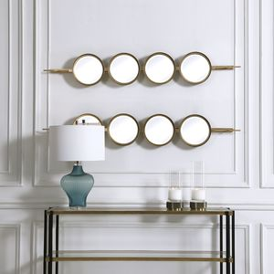 Thumbnail of Uttermost Company - Button Mirror