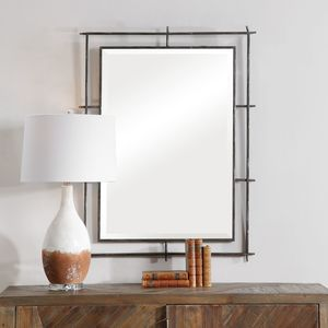Thumbnail of Uttermost Company - Ironworks Mirror