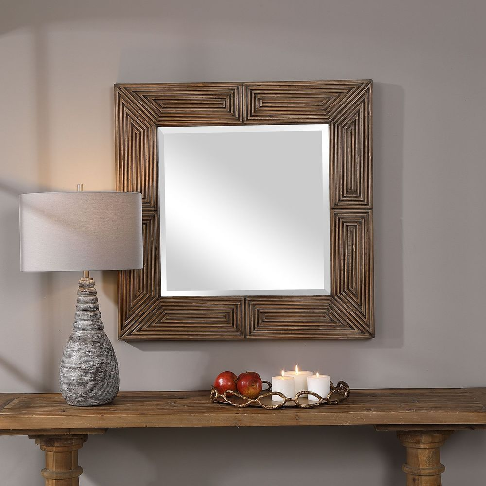 Uttermost Company - Traveler Mirror