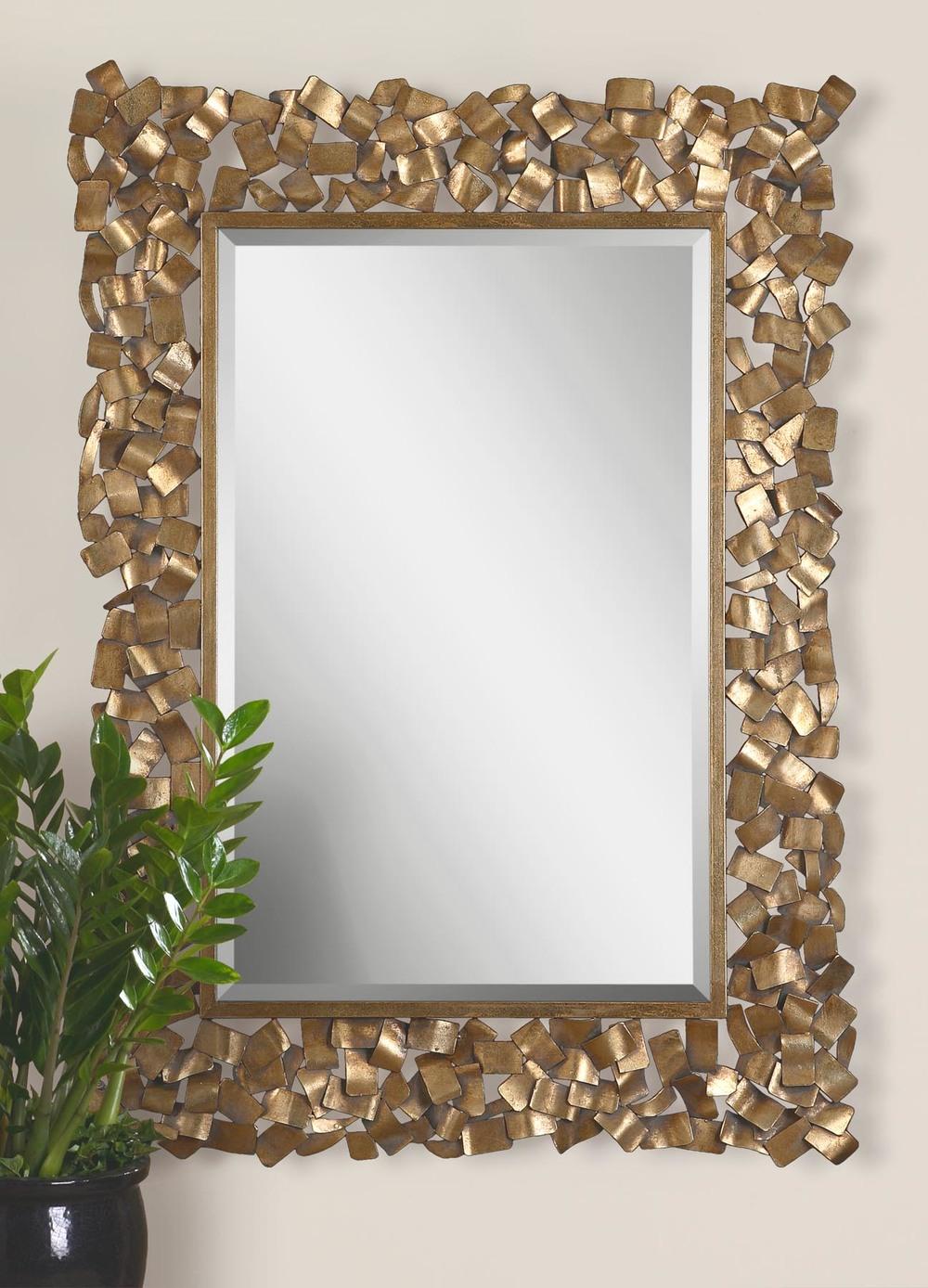 Uttermost Company - Capulin Mirror