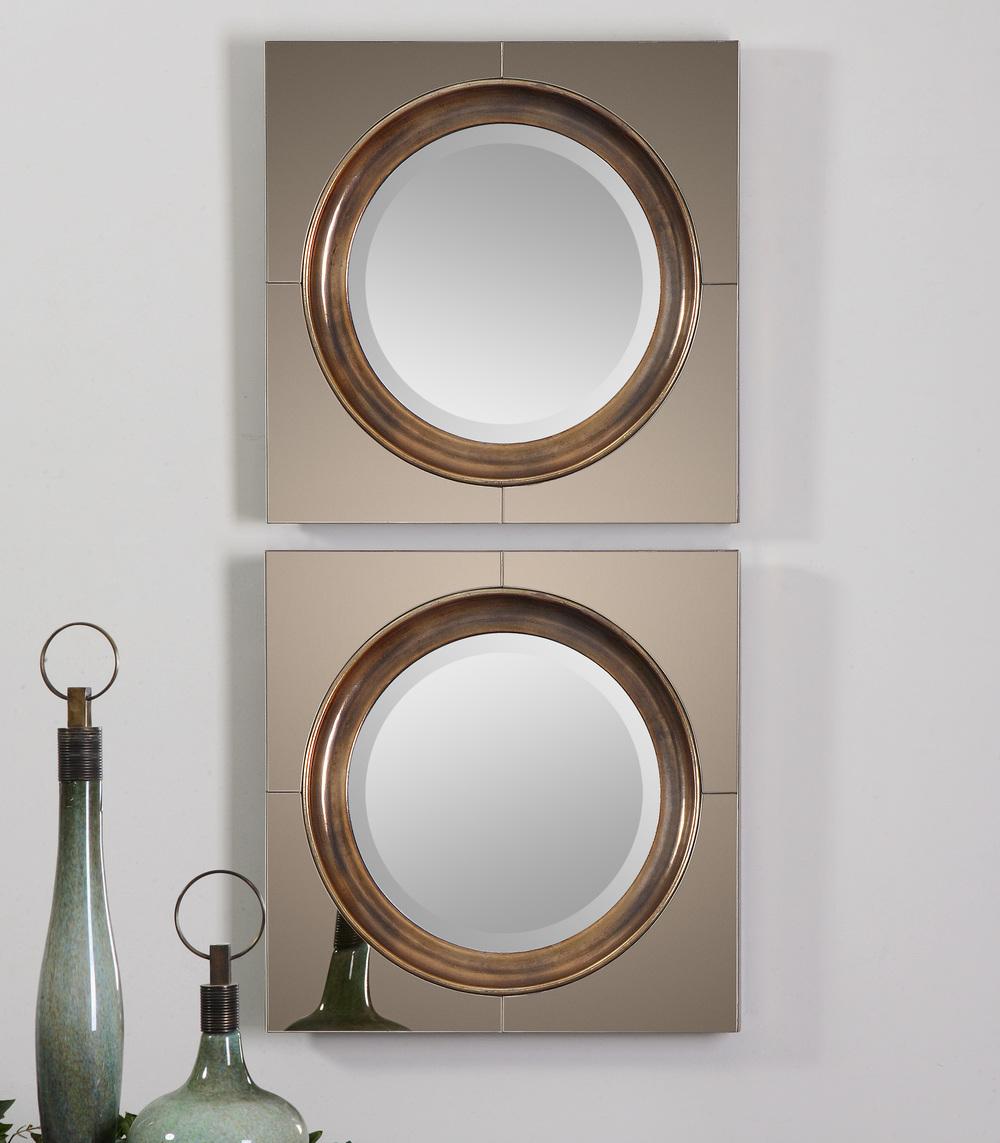 Uttermost Company - Gouveia Square Mirror