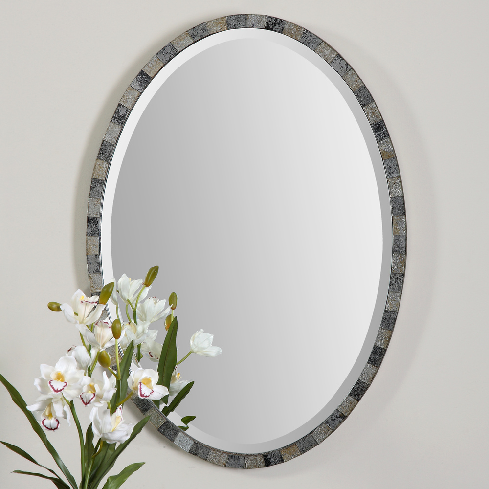 Uttermost Company - Paredes Oval Mirror