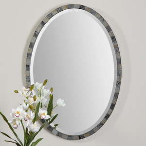 Thumbnail of Uttermost Company - Paredes Oval Mirror