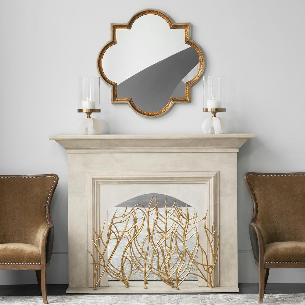 Uttermost Company - Lourosa Gold Mirror