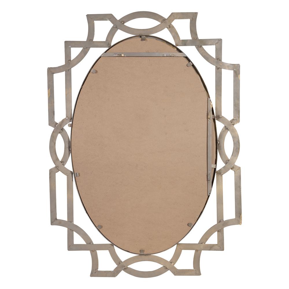 Uttermost Company - Margutta Gold Oval Mirror