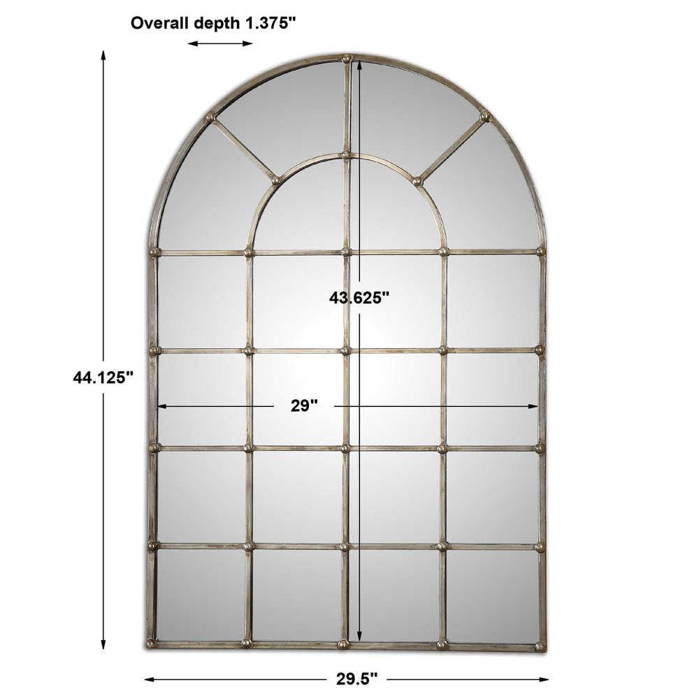 Uttermost Company - Barwell Arch Mirror