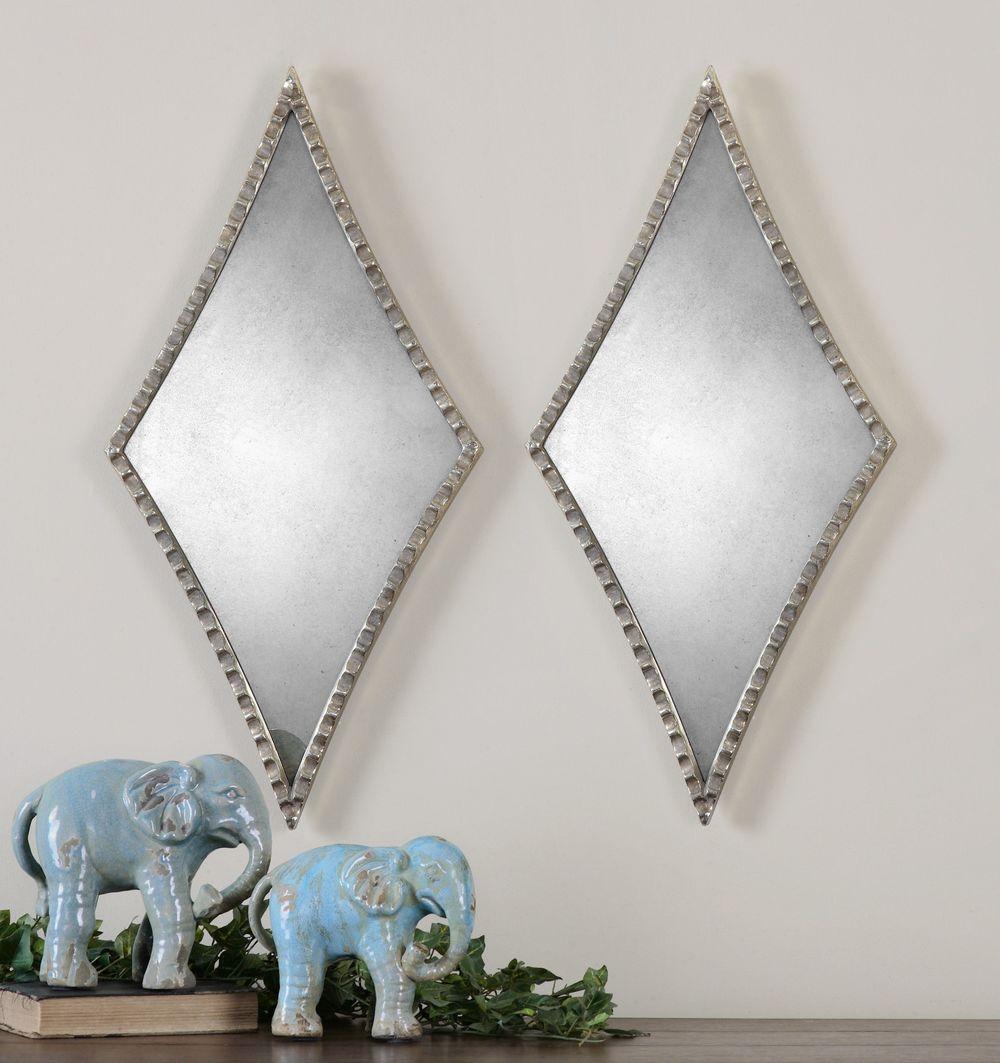 Uttermost Company - Gelston Mirrors, Set/2