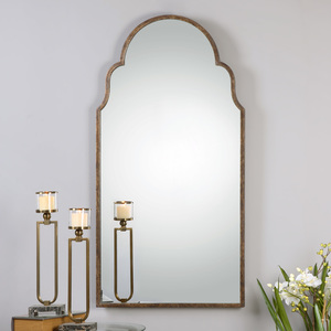 Thumbnail of Uttermost Company - Brayden Tall Arch Mirror