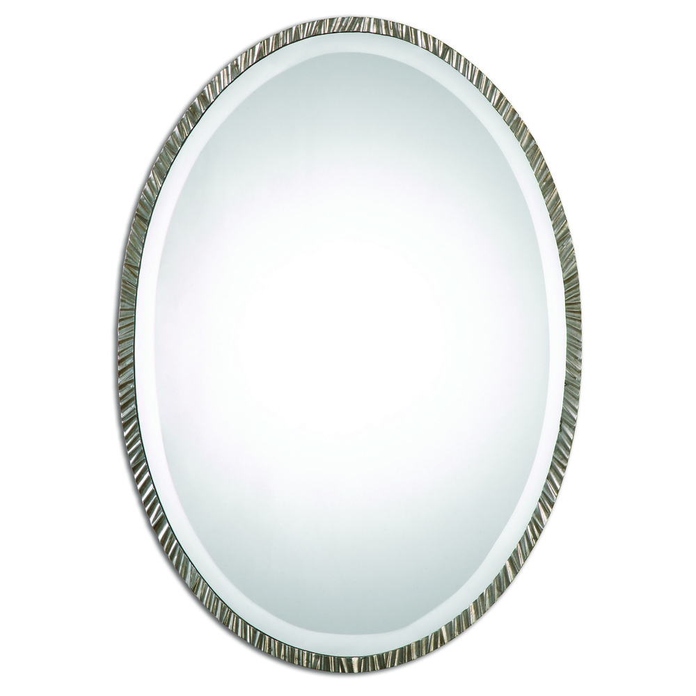 Uttermost Company - Annadel Oval Mirror