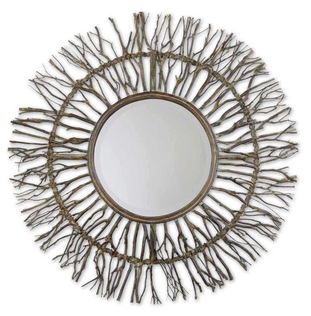 Uttermost Company - Josiah Round Mirror