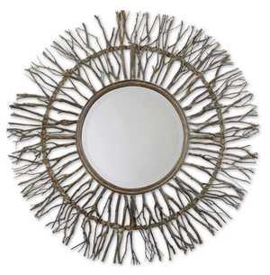Thumbnail of Uttermost Company - Josiah Round Mirror