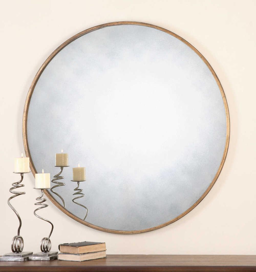 Uttermost Company - Junius Round Mirror