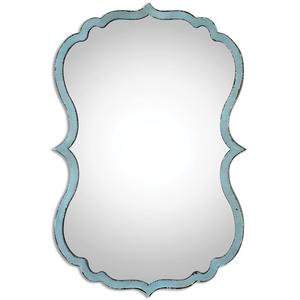 Thumbnail of Uttermost Company - Nicola Light Blue Mirror
