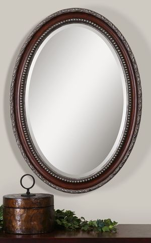 Thumbnail of Uttermost Company - Montrose Oval Wall Mirror