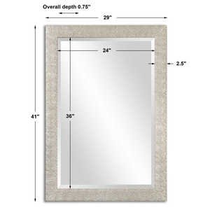 Thumbnail of Uttermost Company - Porcius Mirror