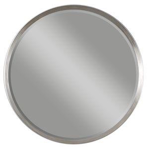 Thumbnail of Uttermost Company - Serenza Round Mirror