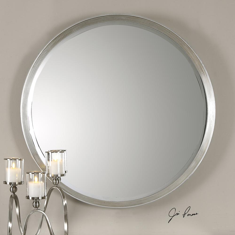 Uttermost Company - Serenza Round Mirror