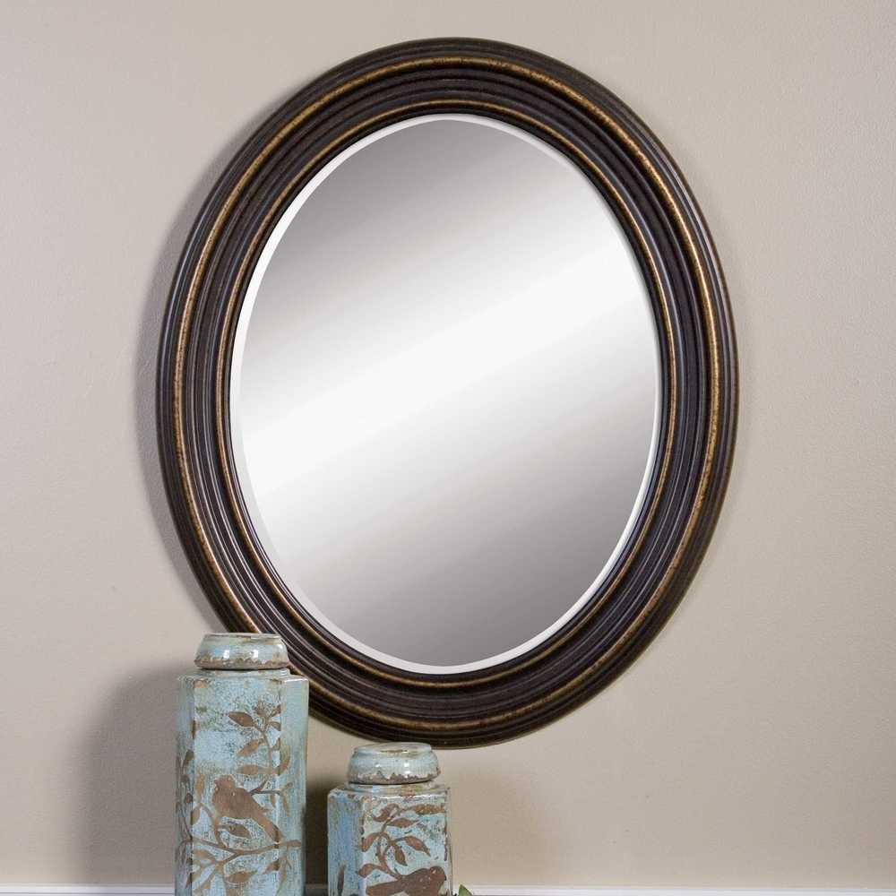 Uttermost Company - Ovesca Oval Mirror