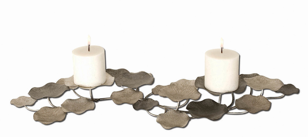 Uttermost Company - Lying Lotus Candle Holder