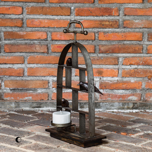 Thumbnail of Uttermost Company - Kase Candle Holder