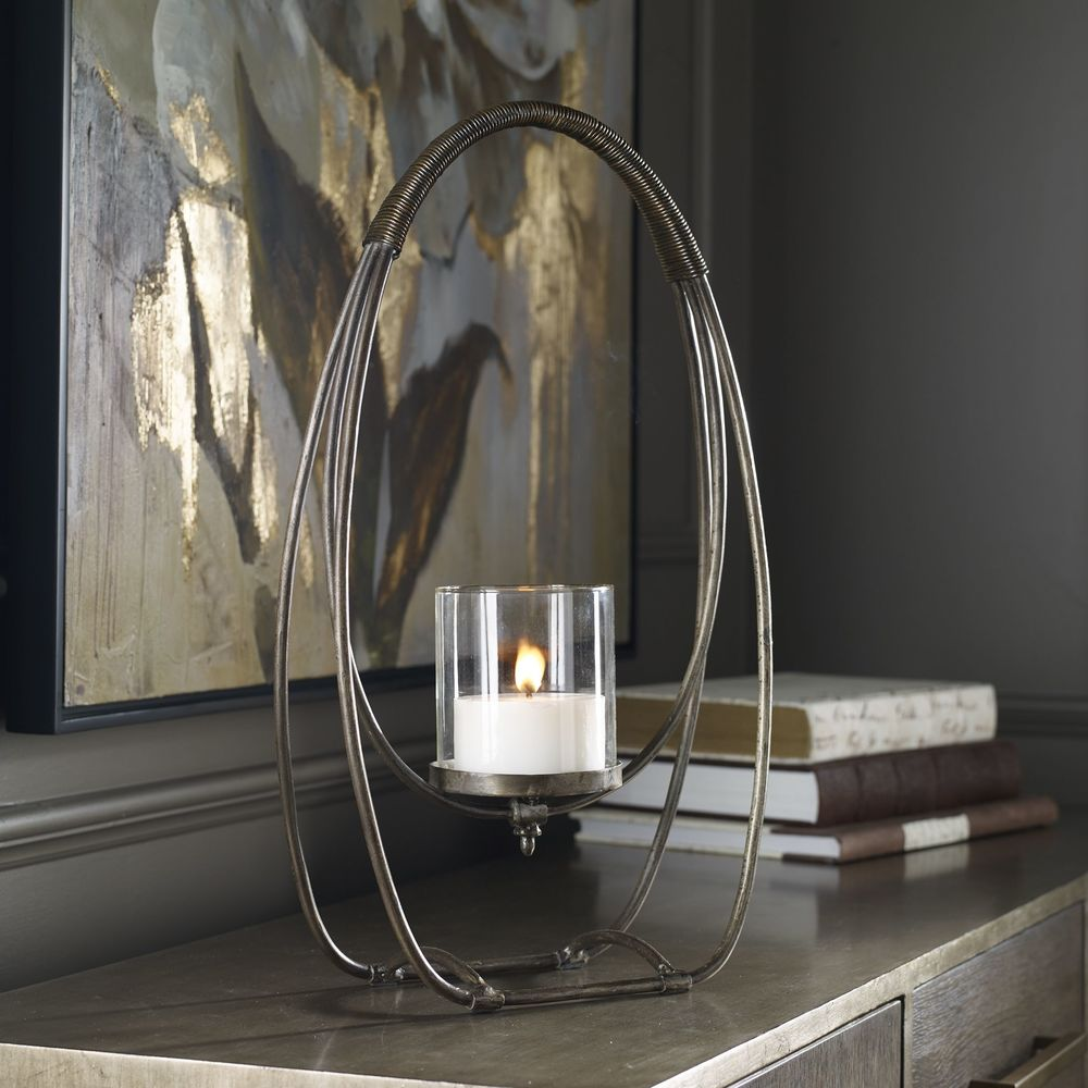 Uttermost Company - Rayne Candle Holder