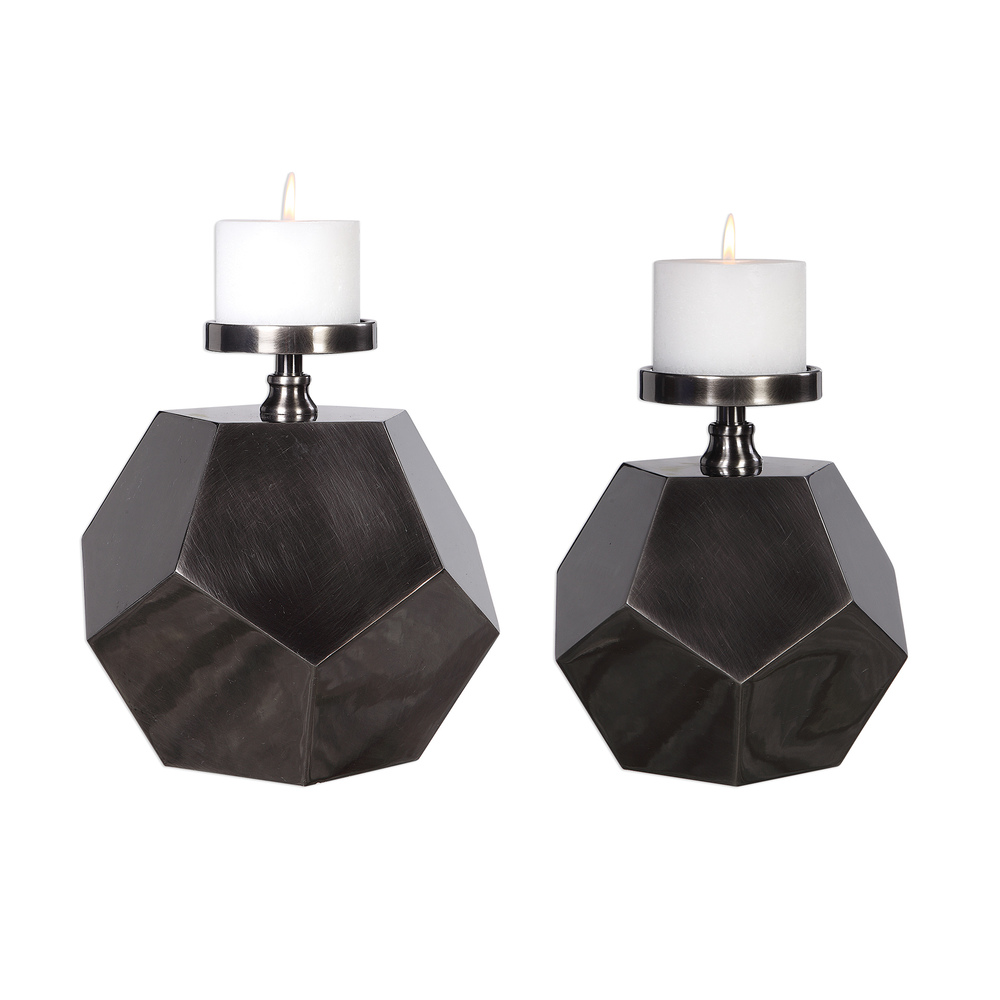 Uttermost Company - Dash Candle Holders, Set/2