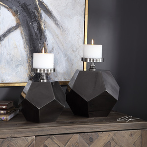 Thumbnail of Uttermost Company - Dash Candle Holders, Set/2