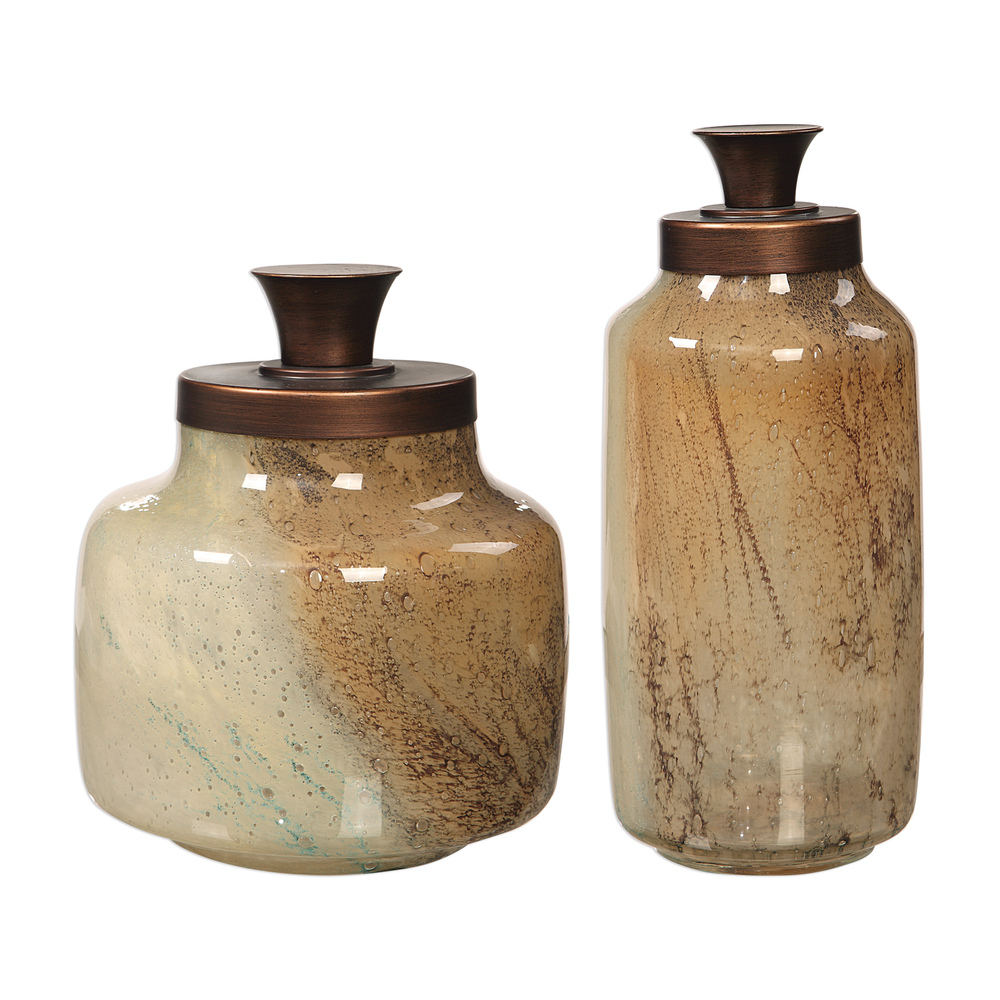 Uttermost Company - Elia Containers, Set/2