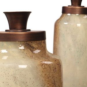 Thumbnail of Uttermost Company - Elia Containers, Set/2