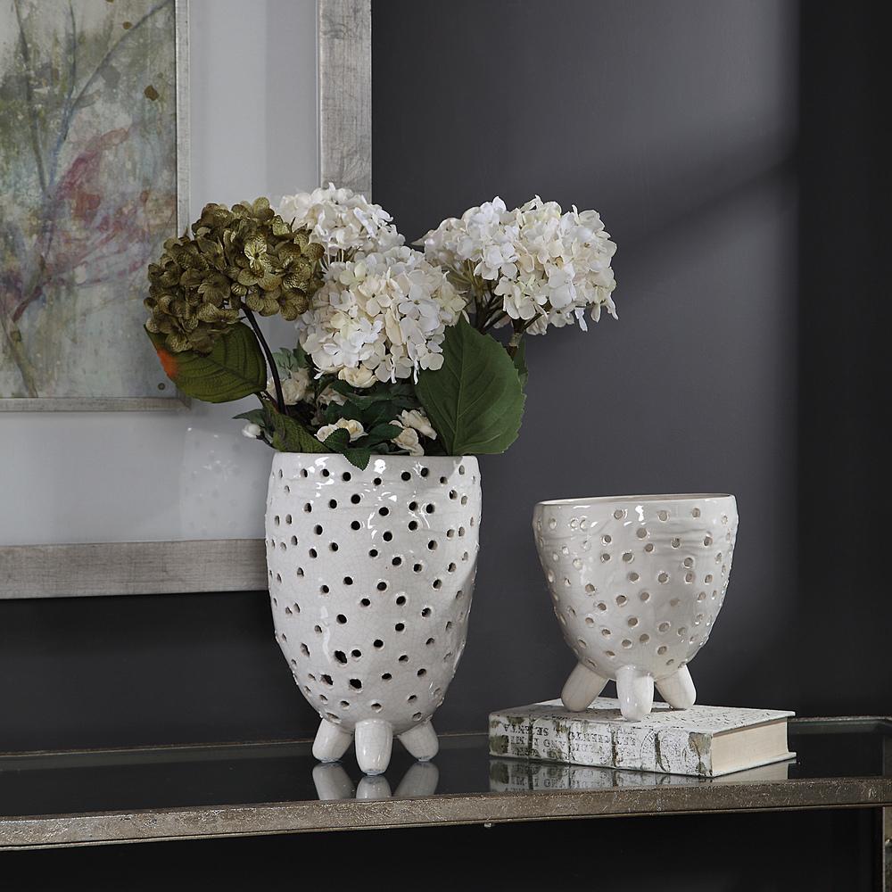 Uttermost Company - Milla Vases, Set/2