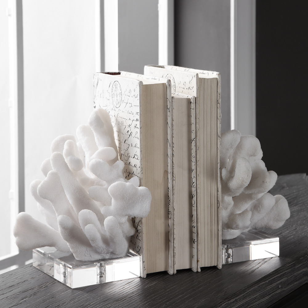 Uttermost Company - Charbel Bookends, Set/2
