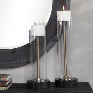Thumbnail of Uttermost Company - Charvi Candle Holders, Set/2