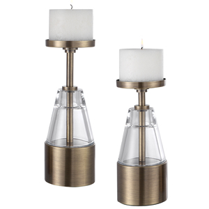 Thumbnail of Uttermost Company - Theirry Candle Holders, Set/2