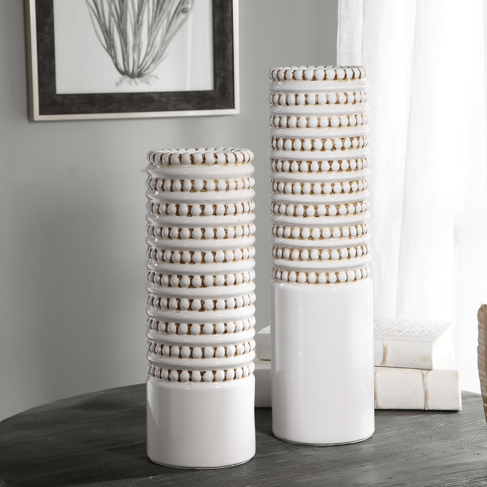 Uttermost Company - Angelou Vases, Set/2