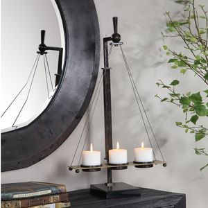Thumbnail of Uttermost Company - Breckenridge Candle Holder