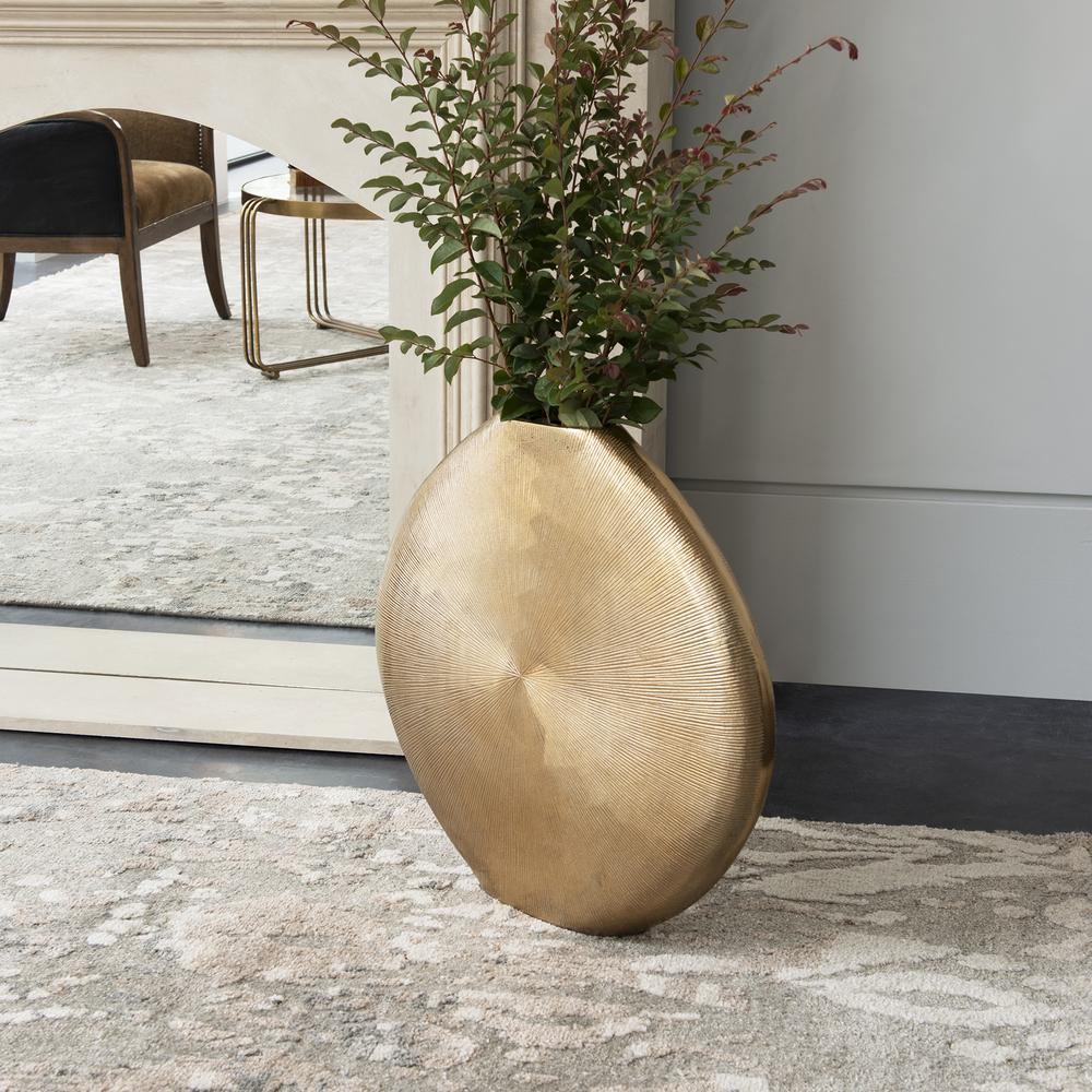 Uttermost Company - Gretchen Gold Vase