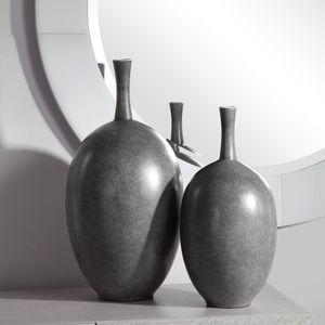 Thumbnail of Uttermost Company - Riordan Modern Vases, Set/2