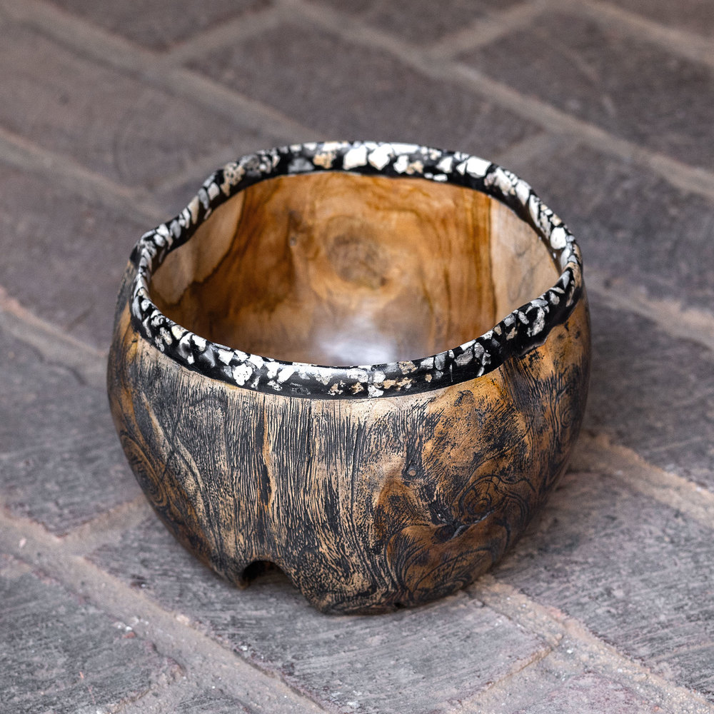 Uttermost Company - Chikasha Bowl