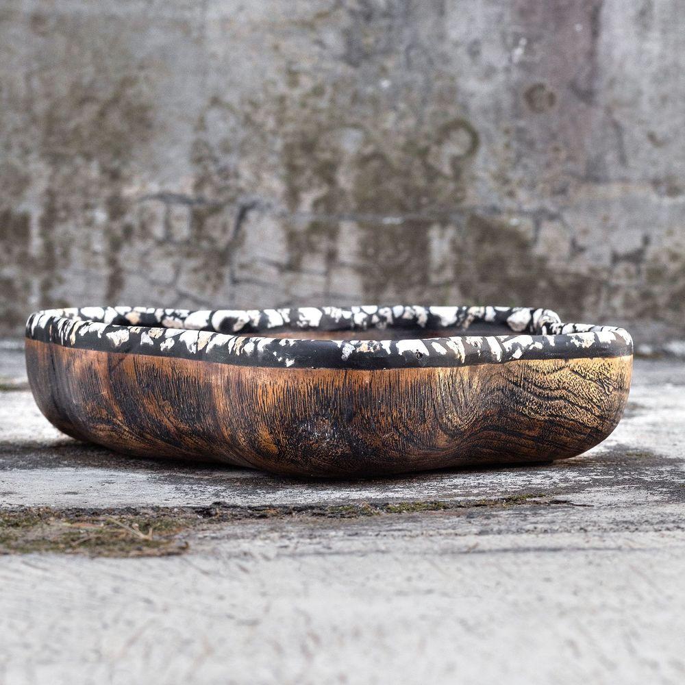 Uttermost Company - Chikasha Bowl, Large