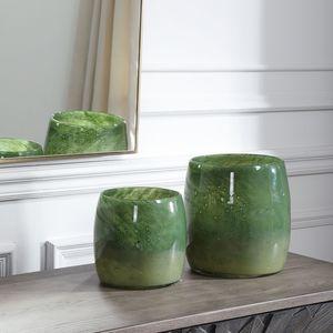 Thumbnail of Uttermost Company - Matcha Vases, Set/2