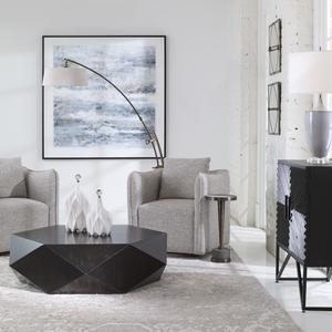 Thumbnail of Uttermost Company - Klara White Bottles, Set/2