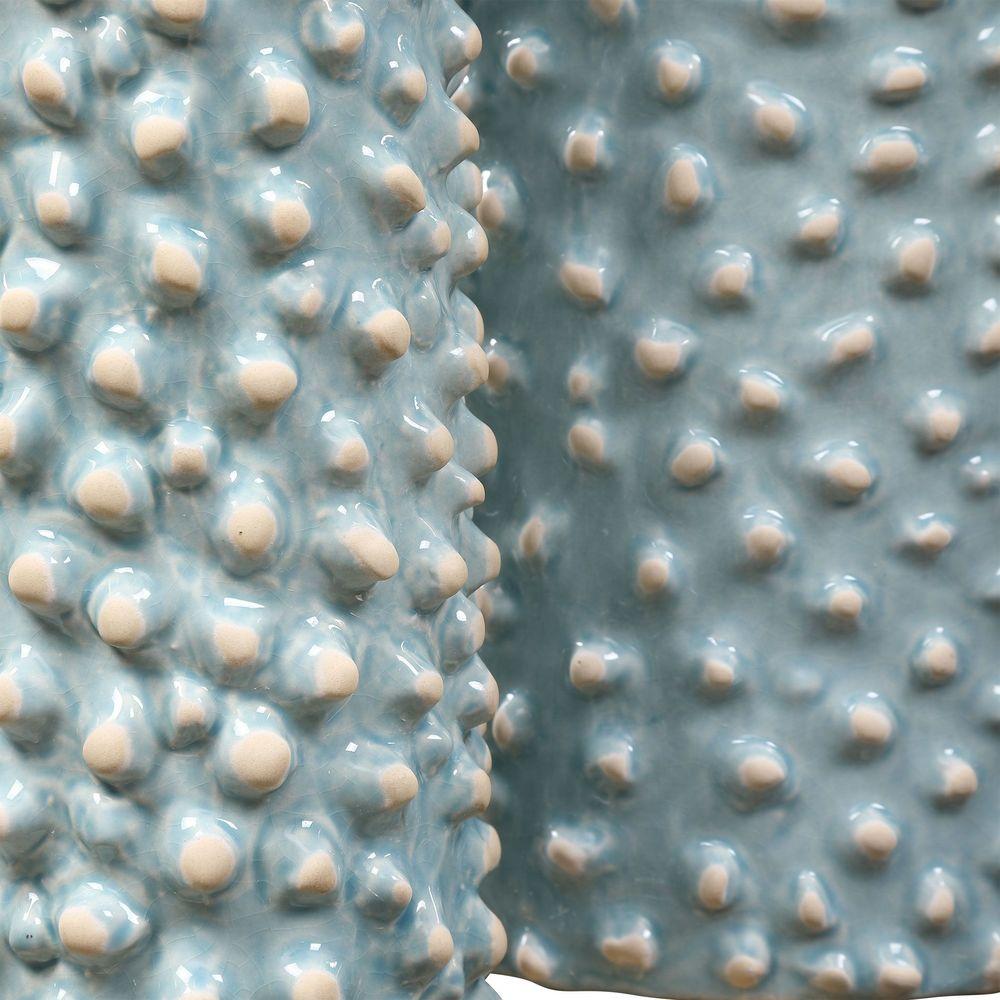 Uttermost Company - Ciji Aqua Vases, Set/2