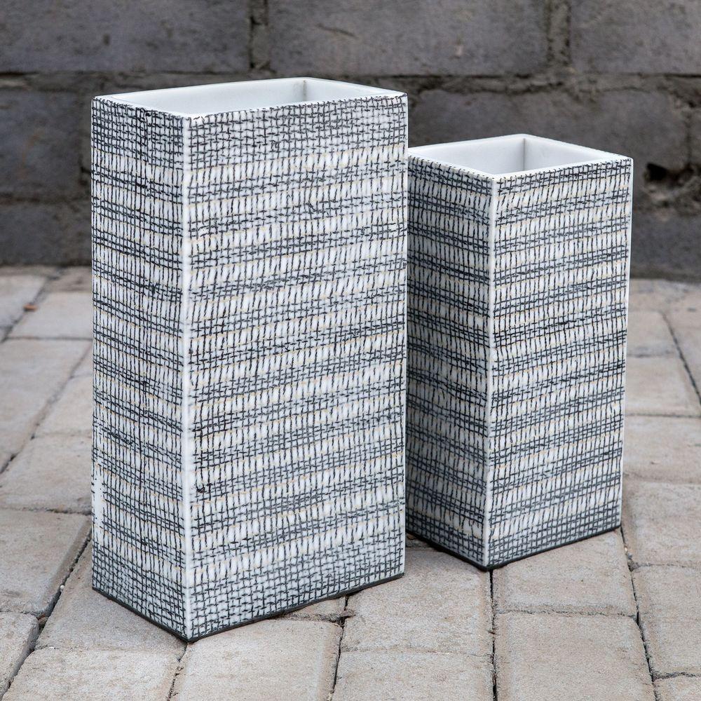 Uttermost Company - Nomad Vases, Set/2