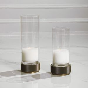 Thumbnail of Uttermost Company - Sandringham Candle Holders, Set/2