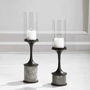 Thumbnail of Uttermost Company - Deane Candle Holders, Set/2