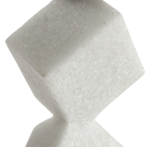 Thumbnail of Uttermost Company - Casen Marble Cube Candle Holders, Set/2