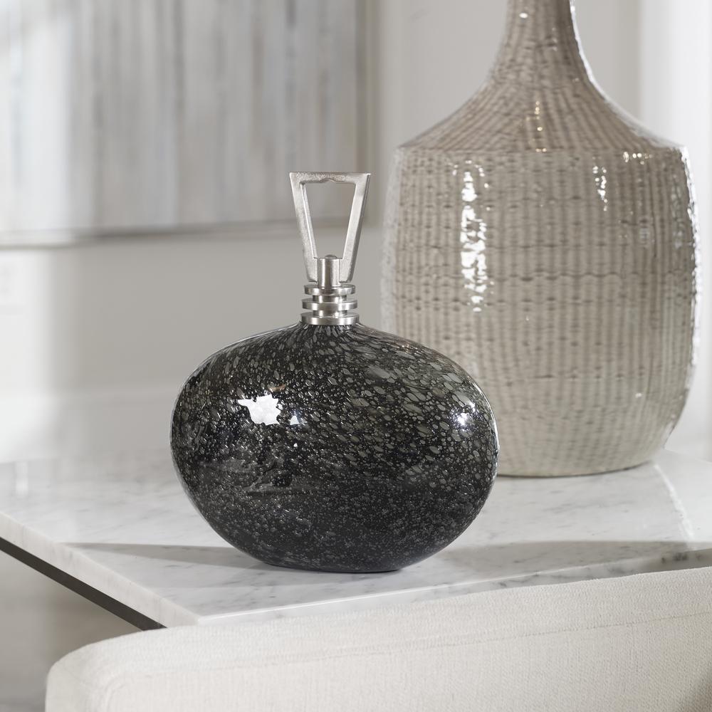 Uttermost Company - Cosmos Bubble Glass Bottle