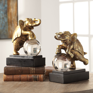 Thumbnail of Uttermost Company - Circus Act Bookends, Set/2