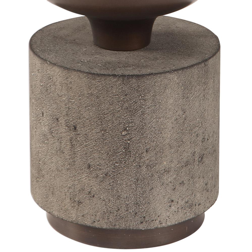 Uttermost Company - Alijah Bronze Vessel