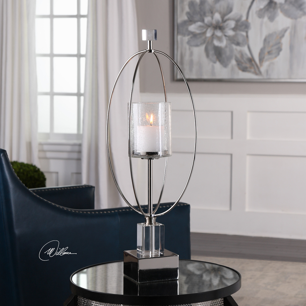 Uttermost Company - Tamra Candle Holder